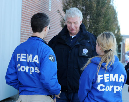 FEMA Corps: Bringing in the Next Generation