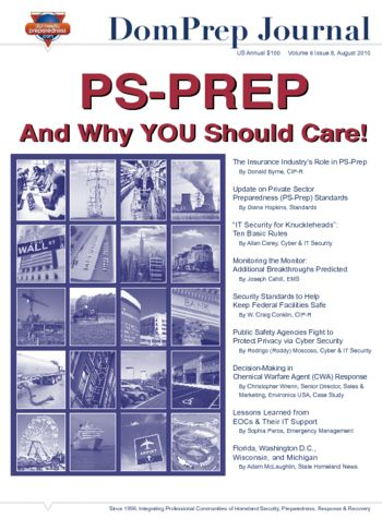 PS-Prep, And Why YOU Should Care | DomPrep Journal