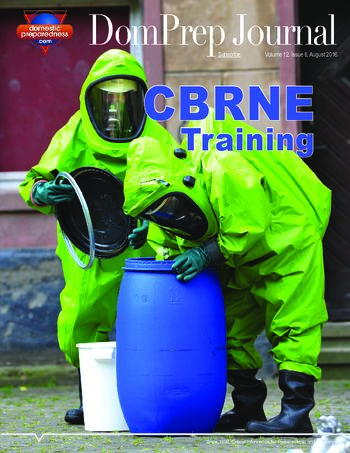 CBRNE Training | DomPrep Journal