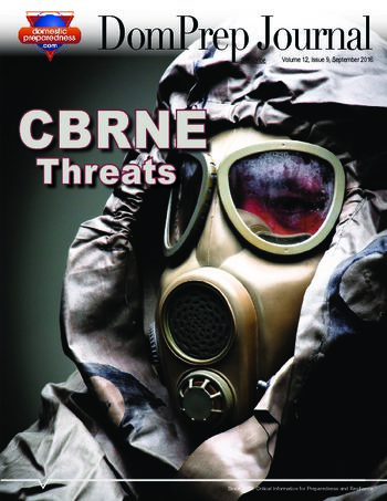 CBRNE Threats | DomPrep Journal
