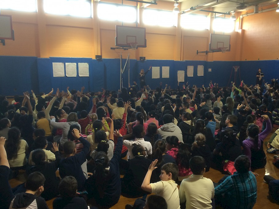 Bringing Emergency Preparedness to City Schools