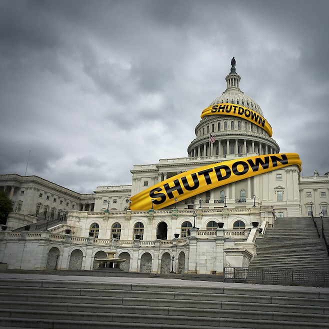 Government Shutdowns: Emergencies, Disasters, or Expected Events