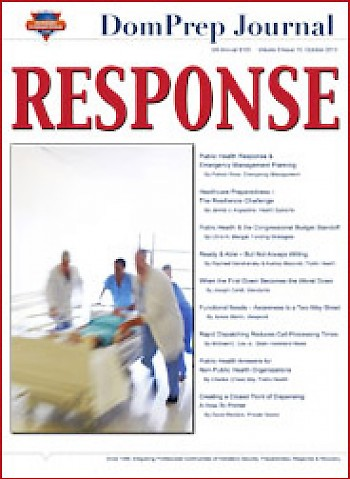 RESPONSE | DomPrep Journal