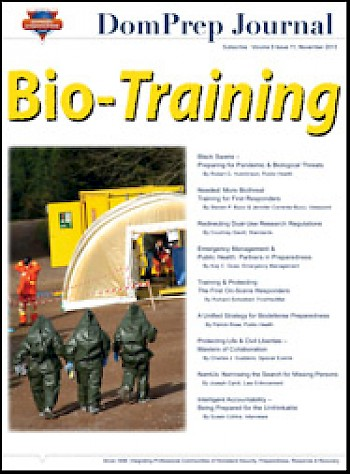 Bio-Training | DomPrep Journal