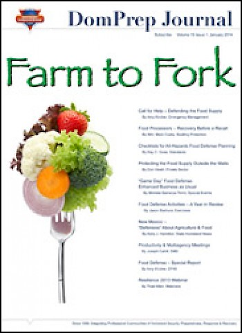 Farm to Fork | DomPrep Journal