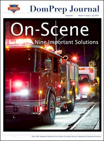 On-Scene | DomPrep Journal