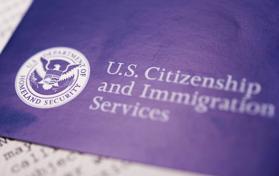 DHS Citizenship and Immigration Services
